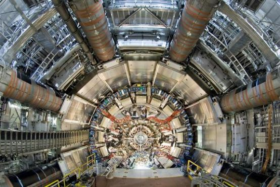 Large Hadron Colliderphoto credit - foxnews.com