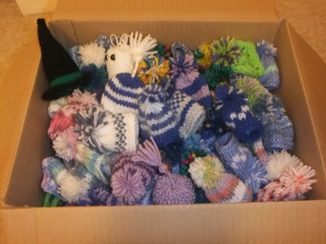 little hats for innocent smoothies